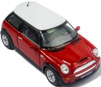 Wholesalers of Kinsmart Mini Cooper S - 5 Inch toys image