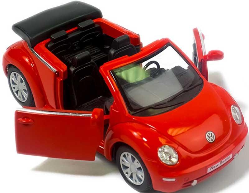 Wholesalers of Kinsmart Vw  Beetle Convertible toys