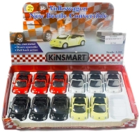 Wholesalers of Kinsmart Vw  Beetle Convertible toys image 3