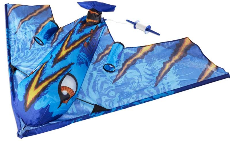 Wholesalers of Kitedrone Aircraft Blue Tiger toys
