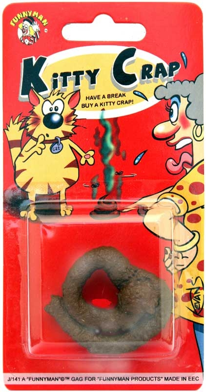 Wholesalers of Kitty Crap toys