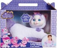 Wholesalers of Kitty Surprise Plush: Livy toys image