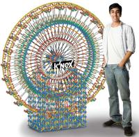Wholesalers of Knex 6ft Ferris Wheel Building Set toys image 2