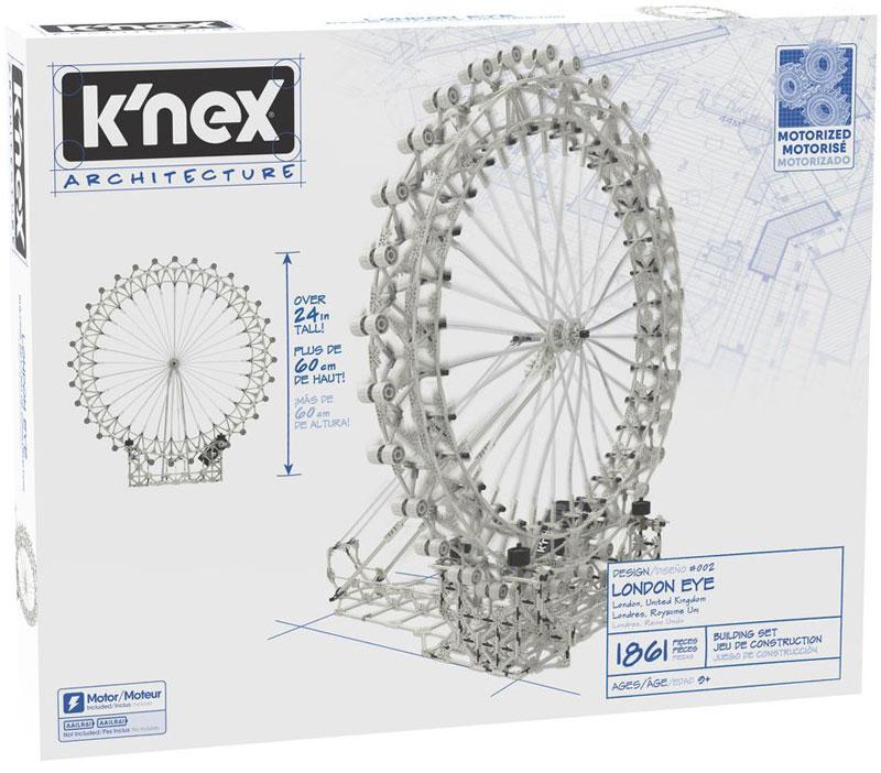 Wholesalers of Knex Architecture London Eye toys