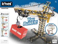 Wholesalers of Knex Control Crane Building Set toys image