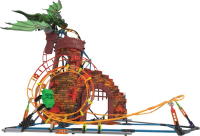 Wholesalers of Knex Dragon Revenge Roller Coaster toys image 3