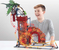 Wholesalers of Knex Dragon Revenge Roller Coaster toys image 4