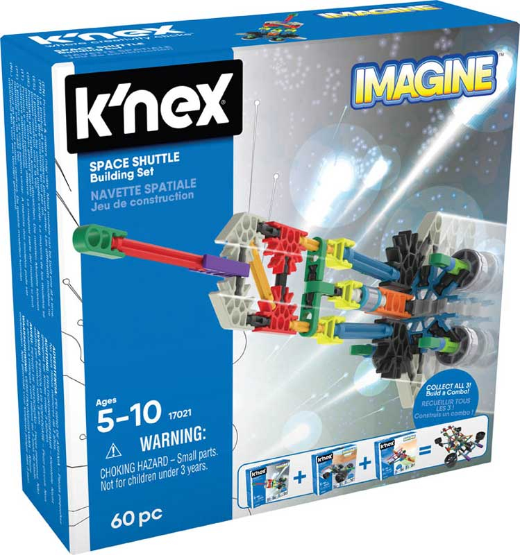 Wholesalers of Knex Intro Vehicle Asst toys