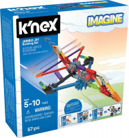 Wholesalers of Knex Jumbo Jet Building Set toys image