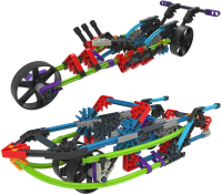 Wholesalers of Knex Rad Rides 12 N 1 Building Set toys image 2