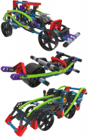 Wholesalers of Knex Rad Rides 12 N 1 Building Set toys image 3