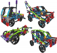 Wholesalers of Knex Rad Rides 12 N 1 Building Set toys image 4
