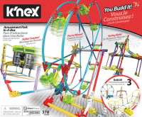 Wholesalers of Knex Tabletop Thrills Amusement Park toys image