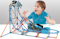 Wholesalers of Knex Tabletop Thrills Shark Attack Coaster toys image 3