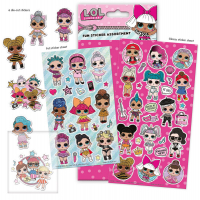 Wholesalers of L.o.l. Surprise! Assortment Pack Stickers toys image 2