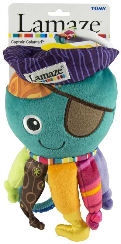 Wholesalers of Lamaze Captain Calamari toys