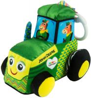 Wholesalers of Lamaze Clip And Go John Deere Tractor toys Tmb