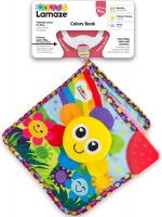 Wholesalers of Lamaze Colours Soft Book toys image