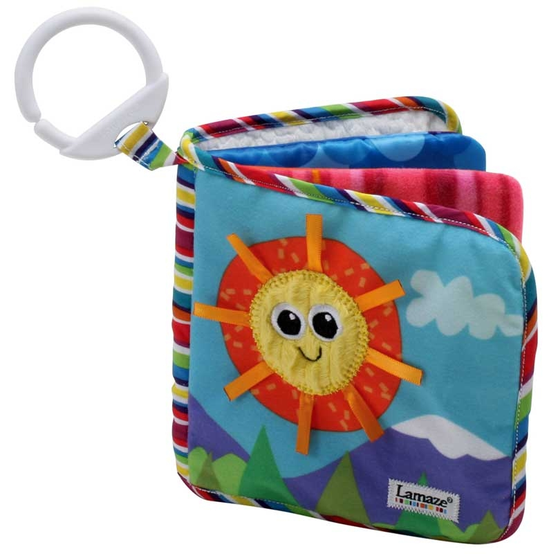 Wholesalers of Lamaze Discovery Book toys