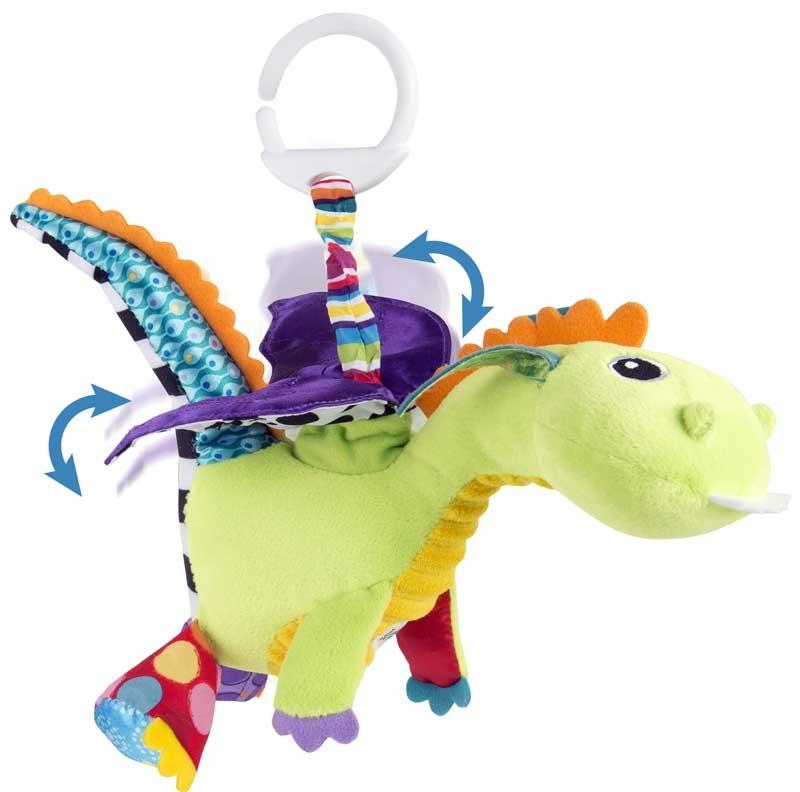 Wholesalers of Lamaze Flip Flap Dragon toys