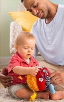 Wholesalers of Lamaze Grab And Hide Ball toys image 2