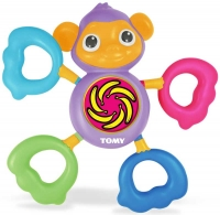 Wholesalers of Lamaze Grip And Grab Musical Monkey toys image