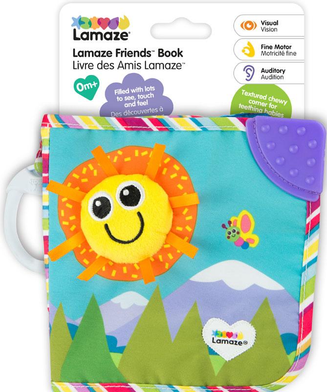Wholesalers of Lamaze Lamaze Friends Book toys