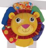 Wholesalers of Lamaze Logan The Lion Crib Soother toys image