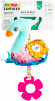 Wholesalers of Lamaze Mini Clip And Go Sierra The Swan toys image