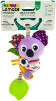 Wholesalers of Lamaze Mini On-the-go Walla Walla Koala toys image