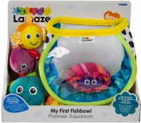 Wholesalers of Lamaze My First Fish Bowl toys image