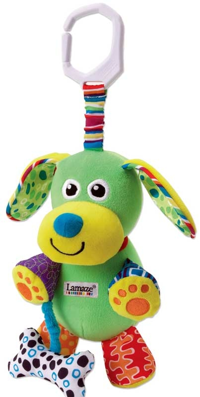 Wholesalers of Lamaze Pupsqueak toys