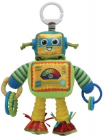 Wholesalers of Lamaze Rusty The Robot toys image