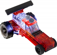 Wholesalers of Laser Pegs Microsparks Wing Fighter & Micro Dragster toys image 2