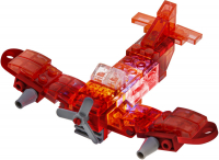 Wholesalers of Laser Pegs Microsparks Wing Fighter & Micro Dragster toys image 3