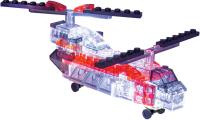 Wholesalers of Laser Pegs Multi Models - 5-in-1 Vtol Sparhawk toys image 3