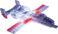 Wholesalers of Laser Pegs Multi Models - 5-in-1 Vtol Sparhawk toys image 5