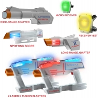 Wholesalers of Laser X Fusion Blaster toys image 4