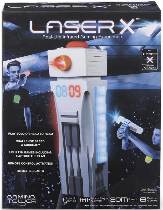 Wholesalers of Laser X Gaming Tower toys