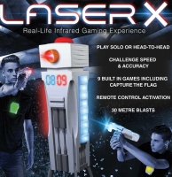 Wholesalers of Laser X Gaming Tower toys image 4