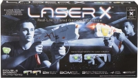 Wholesalers of Laser X Morph Double Pack toys image