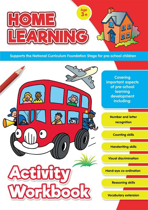 Wholesalers of Learning At Home Activity Books toys