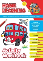 Wholesalers of Learning At Home Activity Books toys image