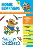Wholesalers of Learning At Home Activity Books toys image 2