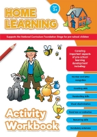 Wholesalers of Learning At Home Activity Books toys image 4