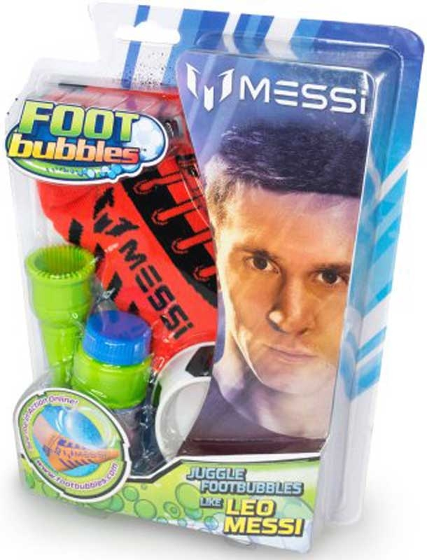 Wholesalers of Leo Messi Footbubbles toys