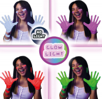 Wholesalers of Lets Glow Studio - Gloves Accessory Pack toys image 3