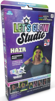Wholesalers of Lets Glow Studio - Hair Accessories Pack toys image