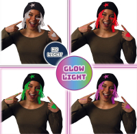 Wholesalers of Lets Glow Studio - Hair Accessories Pack toys image 3