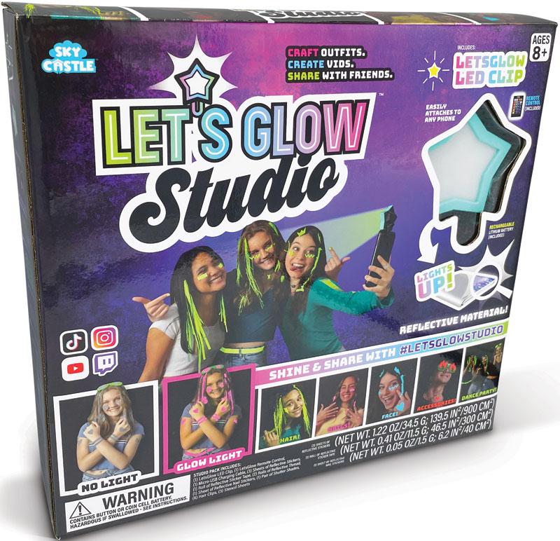 Wholesalers of Lets Glow Studio toys